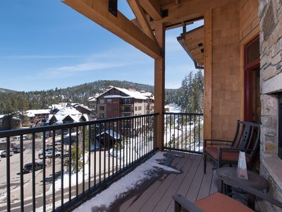 Photo for Luxury Condo at Northstar Lodge w/5-Star Amenities, Ski-In/Ski-Out, Stunning Views