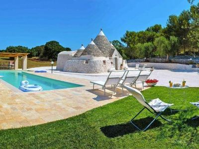 Photo for Trullo, Ostuni  in Apulien - 6 persons, 2 bedrooms