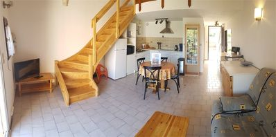 Photo for 2BR House Vacation Rental in SAINT PIERRE LA MER