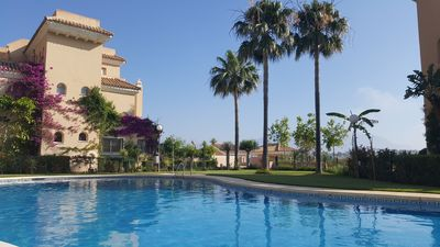 Photo for Spacious 4 bedroom townhouse near Puerto Duquesa