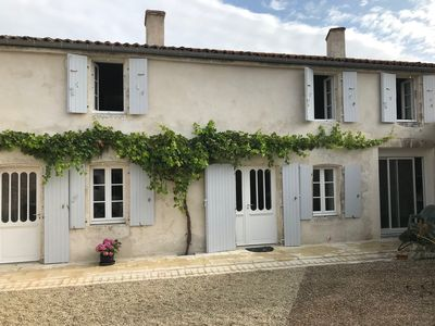 Photo for LA ROCHELLE charming house of 120m2
