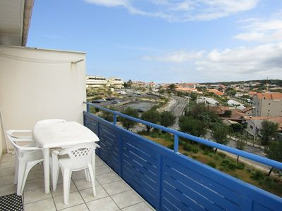 Photo for Last floor of a residence with pool, appartment 1 bedroom, 4 people, Lacanau Ocean