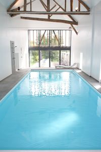 Photo for Piampiam cottage with indoor pool capacity 14 pers. lodging of France 4 ears