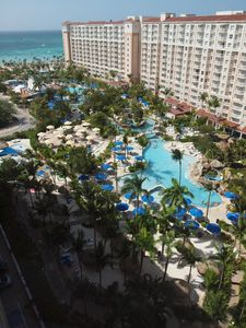 Photo for Marriott's Aruba Surf Club - Full Resort Access - 1 Bedroom Villa, Garden View