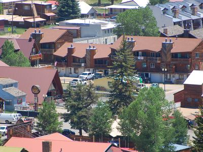 Photo for 4 Bedroom Townhouse, Balcony View, Near Copper Chair Lift, Pet Friendly