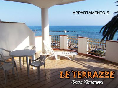 Photo for APARTMENT B - APARTMENTS ON THE SEA