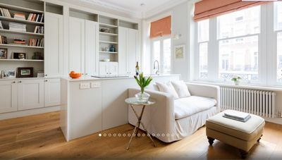 Photo for Luxe apartment in Kensington Olympia. Sleeps 2 (One bedroom)
