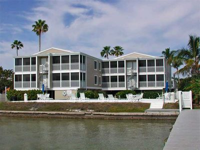 Photo for Captiva Hide-A-Way # 2D Bayfront 2 Bedroom / 2 Bath Condo