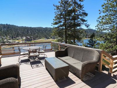Photo for Bayview Lane Splendor: Walking Distance to Boulder Bay! Lake Views! Internet! Darts!