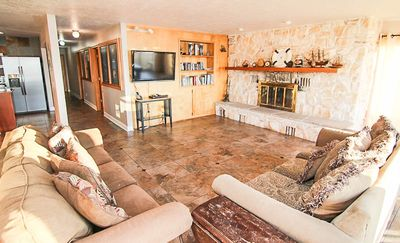 Photo for Private Beach Access, Indoor Hot Tub in this Oceanfront Retreat for 20!