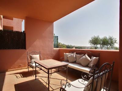 Photo for Luxury Malaga with stunning views and pool