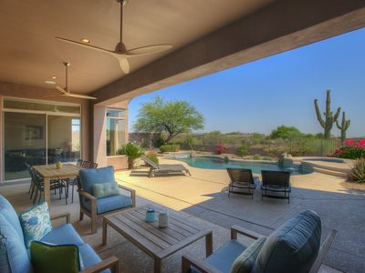 Photo for Perfect Scottsdale Resort Home with Privacy & a View!