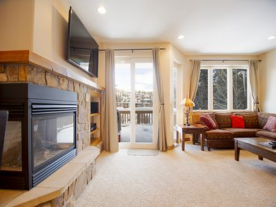Photo for Telemark Townhomes Unit 582: 4 BR / 3 BA townhome in Winter Park, Sleeps 9