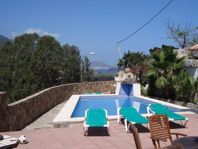 Photo for House Villa Bungalow Chalet with pool in Playa de San Marcos