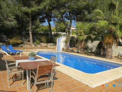 Photo for HOPE - Beautiful villa for 6 people in Moraira
