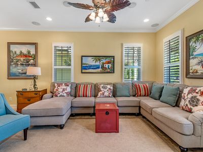 Butterfly Beach~ Beautiful and spacious 3BR/3BA beach home awaiting your stay