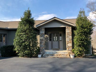 Photo for CONNESTEE FALLS 3/2.5 Gated, Golf, Nice Updated Home with VIEWS   FOX RUN