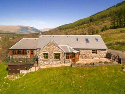 Photo for holiday home, Lochearnhead  in Perthshire - 6 persons, 3 bedrooms