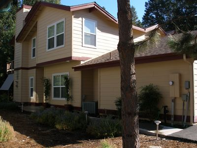 Photo for LARGE 3 BEDROOM HOME NEAR BASS LAKE AND YOSEMITE TUCKED IN WOODS