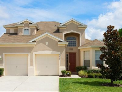 Photo for 5-bedroom, 5-bathroom vacation home next to the playground and is perfect for families with kids