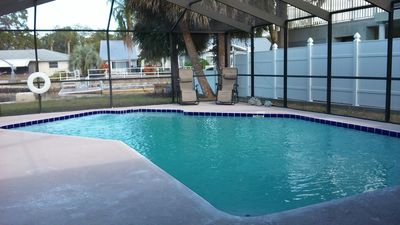 Photo for Panoramic Waterfront Island Home  Boat/ Kayak dream Minutes to Gulf!!