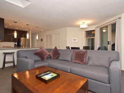 Photo for SPACIOUS Townhome with NEW Furnishings + Reno's. UPPER VILLAGE; Perfect for the Family