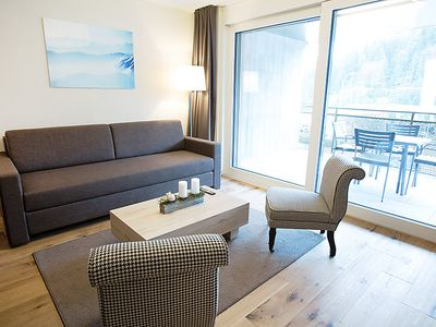 Photo for Apartment Peaks Place in Laax - 4 persons, 2 bedrooms