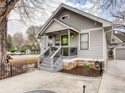 Photo for Cozy Bungalow in Downtown Loveland w/Free Bikes!