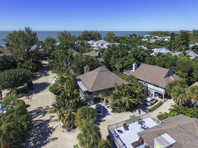Photo for 13 Sunset Captiva  2 Bedroom / 2 Bath House