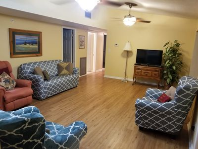 Photo for Orlando group cottage sleeps 12 guests
