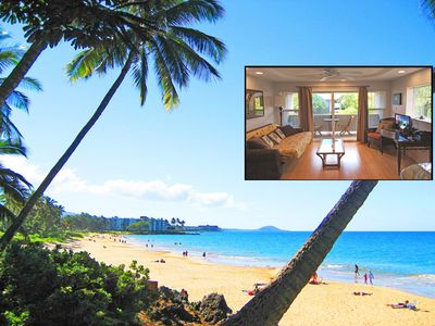 Photo for Beautiful Maui Apartment #5, located only steps away from Charley Young Beach