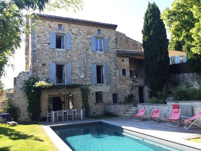 Photo for Charming village house. Region of Grignan
