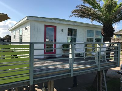Photo for Plumeria Cottage, Surfside Beach, Texas