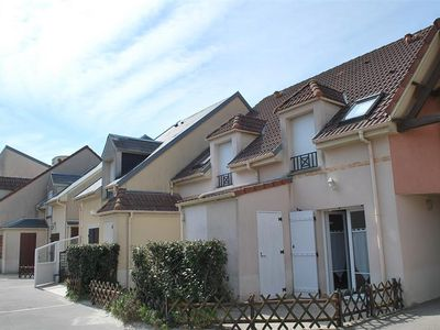 Photo for FORT-MAHON-PLAGE: Two-Bedroom House 50 m from the Beach