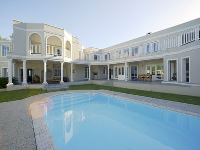 Photo for A large four bedroom home focused on entertainment. Situated in a leafy suburb
