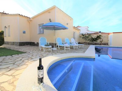 Photo for 0079-ALBERES House with pool