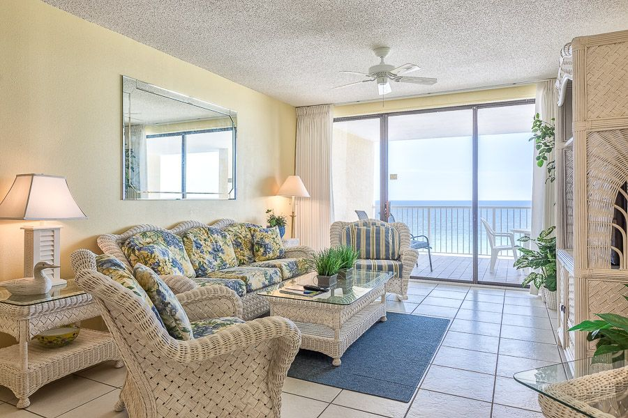 Summer House On Romar Beach #803A: 3 BR / 2 BA condo in Orange Beach, Sleeps 6