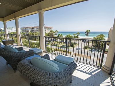 Photo for BANANA WIND: Spectacular Views, Elevator, Fireplaces, Bikes, Large Pool