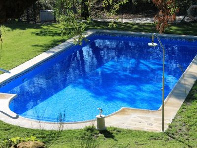 Photo for Self catering Finca Los Canchales for 9 people