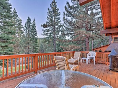 Photo for Cabin Near Shuttle/Close To NorthStar Ski Resort!