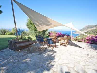 Photo for Special offers - Beautiful sea view villa large garden exclusive area
