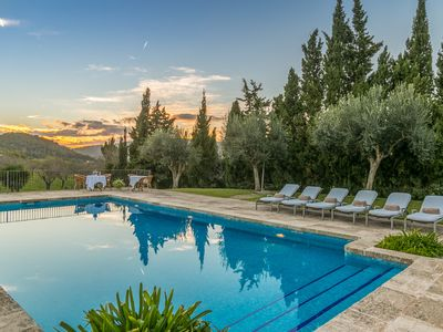 Photo for Finca next to Port Andratx with pool, wifi, aircon and heater