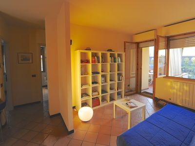 Photo for A lovely flat in the countryside just at 2 Kms from Lucca