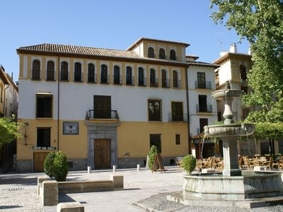 Photo for APARTAMENTO CERVANTES - CENTRE - ALHAMBRA VIEWS - WIFI - 6 ADULTS + 2 CHILDREN