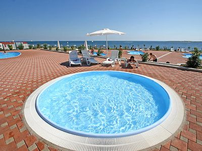 Photo for 2 bedroom Apartment, sleeps 4 in Premantura with Pool, Air Con and WiFi