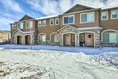 This newly built townhome is in the heart of the action!