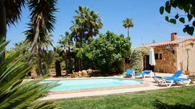 """Photo for Cozy house with pool in agriturismo """"S'Aigo"""""""