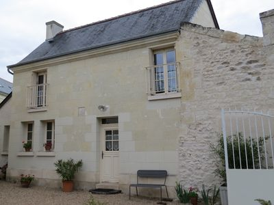 Photo for Cottage 6 people in Chinon Touraine_class 3 * furnished tourism
