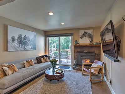 Photo for Condo at Beaver Creek Base - Walk to Lift/Shuttle!