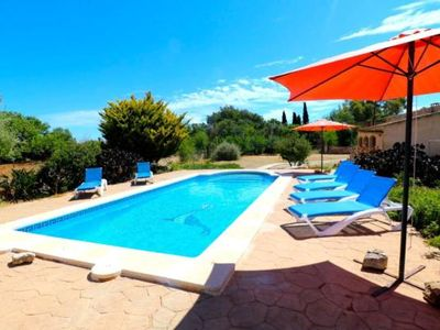 Photo for Holiday house Es Llombards for 1 - 6 persons with 3 bedrooms - Holiday house